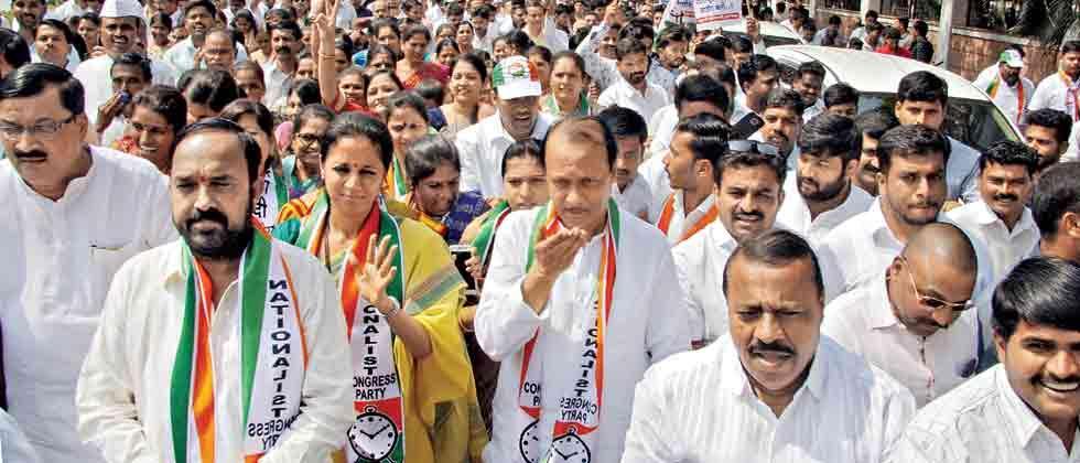 NCP leaders blame State govt