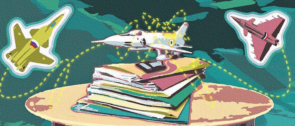 If Sukhois were Rafales, Hindustan Aeronautics Limited would fly