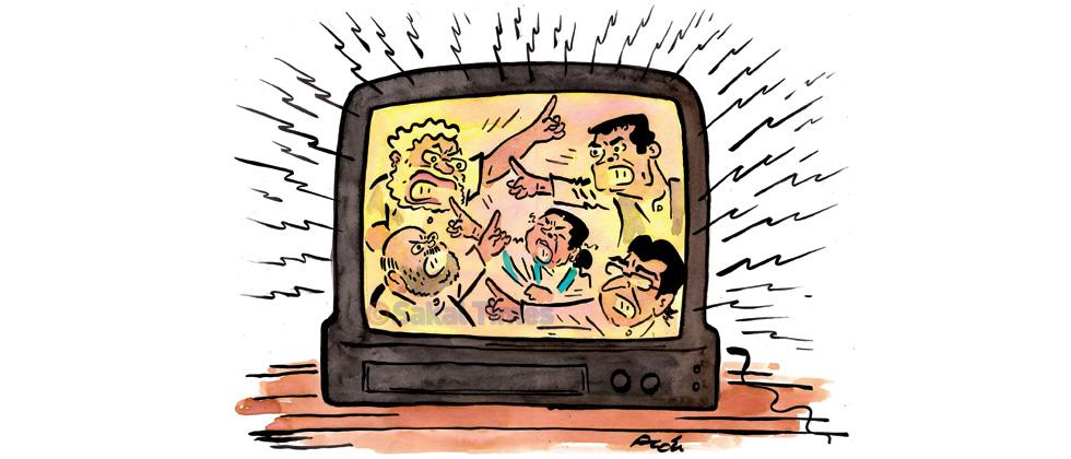 Is India set to witness politics of only jibes, anger & vendetta?