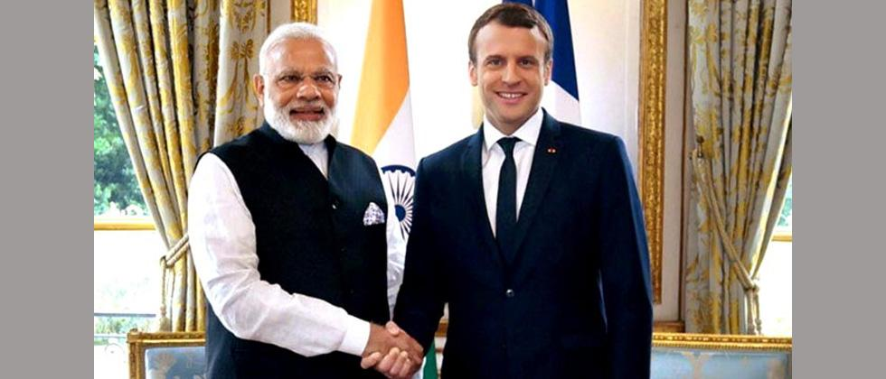 Need to infuse new dynamism into stale India-France relations