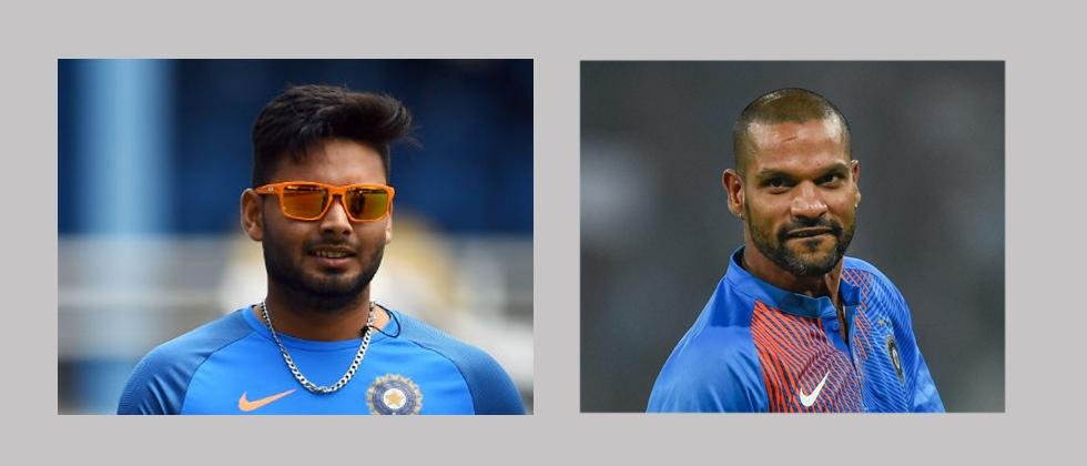 ICC Cricket World Cup 2019: Rishabh Pant to fly in as cover for Shikhar Dhawan