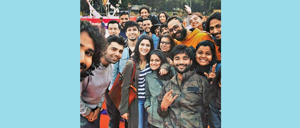 It's a wrap for filmmaker Alankrita Shrivastava's next
