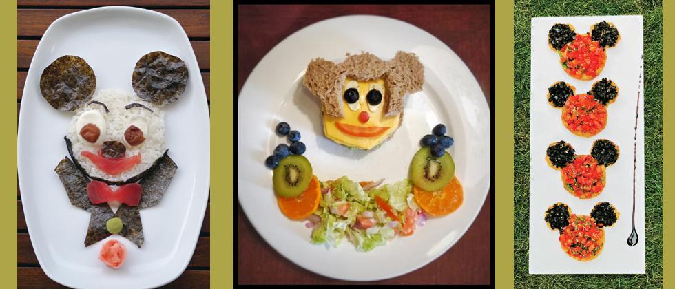 Mickey'licious treats
