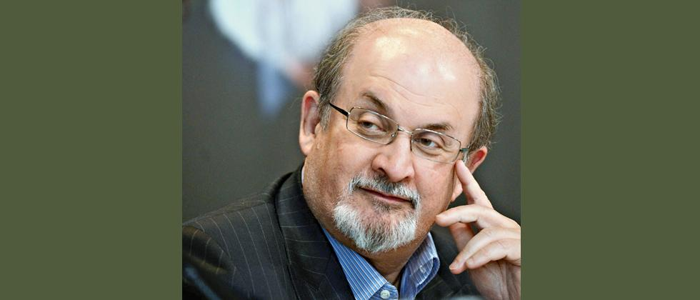 Salman Rushdie is back with his dazzling prose