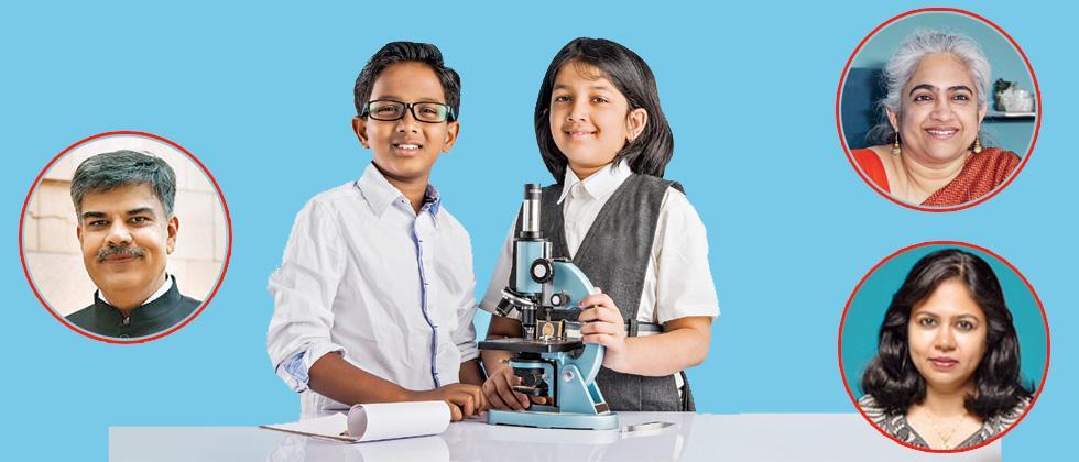 Teach India, learn India
