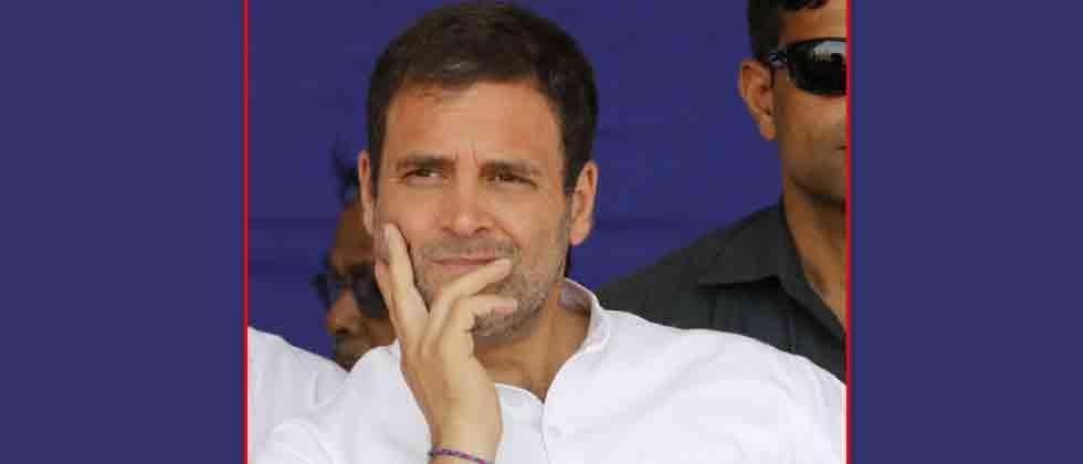 "Rahul Gandhi expresses ""regret"" again in SC over remarks on Rafale verdict"