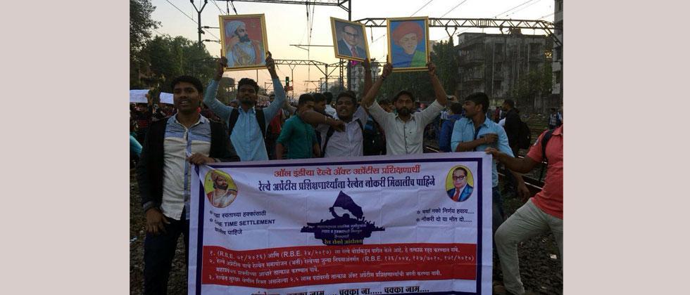 Agitation paralysing Mumbai suburban services withdrawn