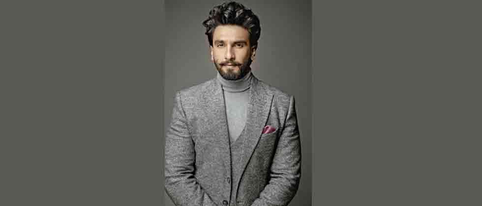 Ranveer creates special GIFs and stickers