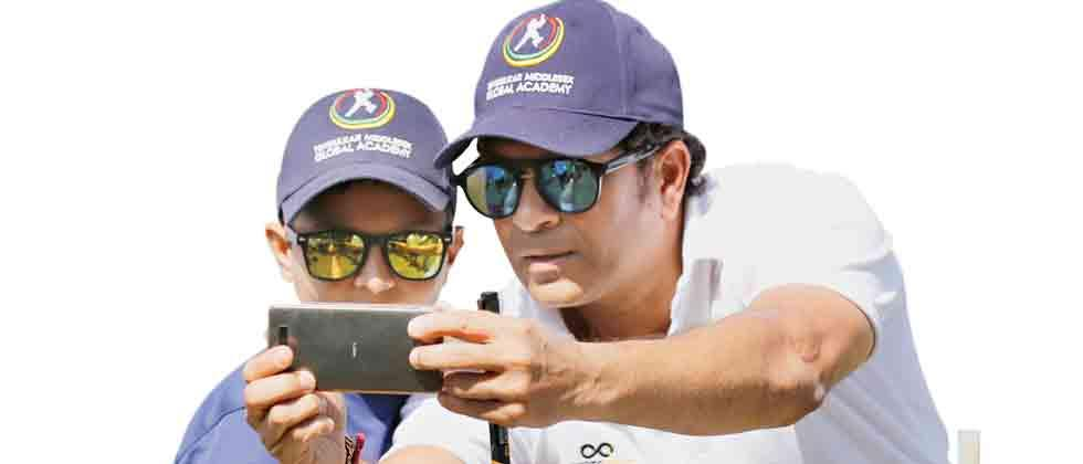 Time flies, but my heart still beats for cricket, says Sachin