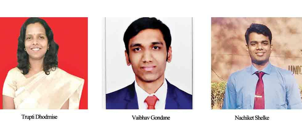 State toppers narrate their journey to success
