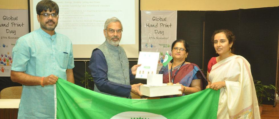Vidya Niketan Eng Med School bags CEE's Green Flag Award