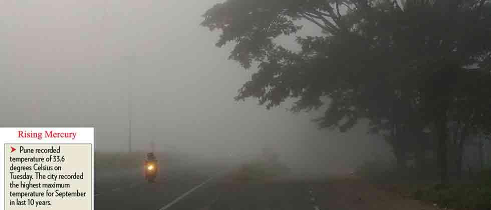 Temperatures likely to rise till September 30, says IMD