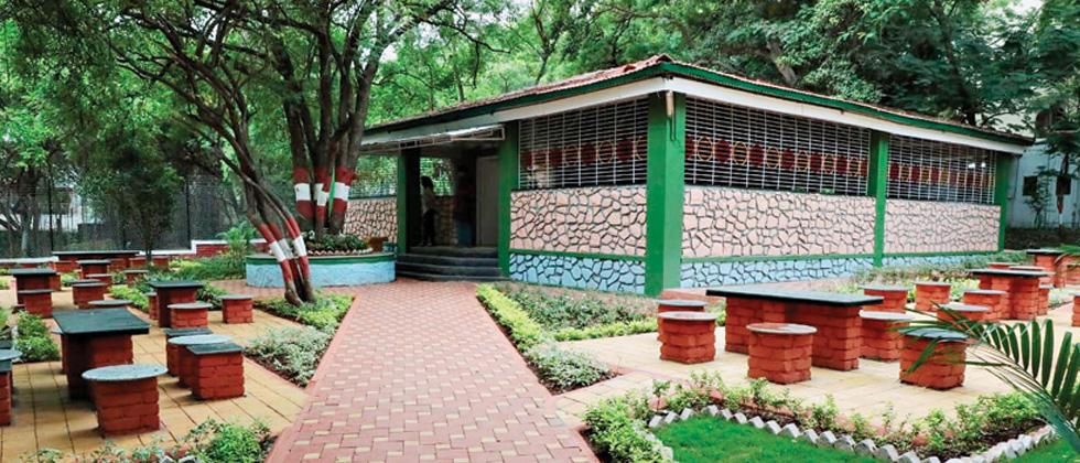 After a complete makeover to make it energy efficient, the canteen of Film and Television Institute of India (FTII) was reopened on Tuesday.