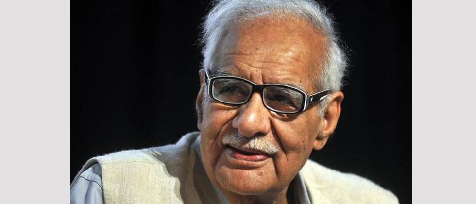 Senior journalist Kuldip Nayar dead