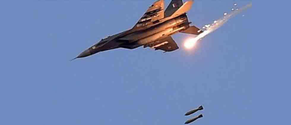 Pre-dawn Indian air strike destroys JeM camp in Pakistan