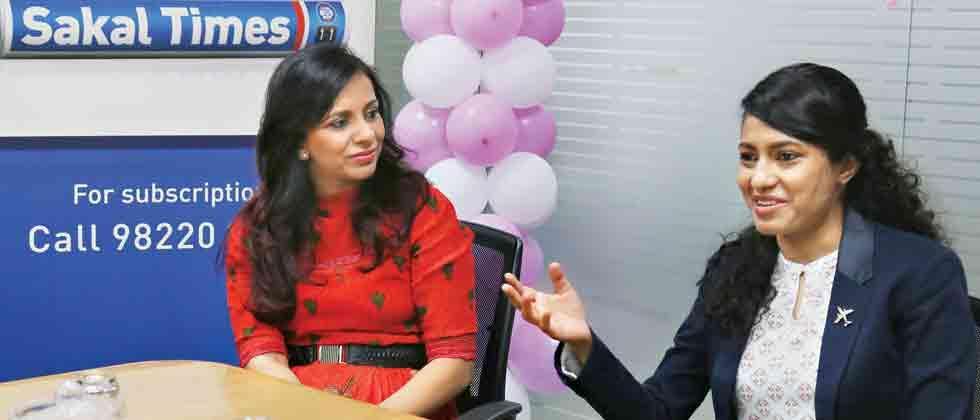 Dignitaries celebrate Women's Day at Sakal Times