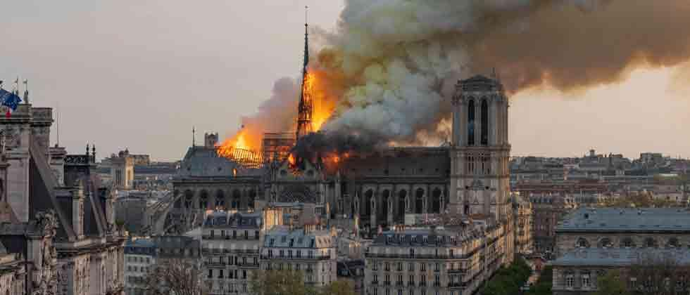 Fire out, organ intact but work ahead for charred Notre Dame
