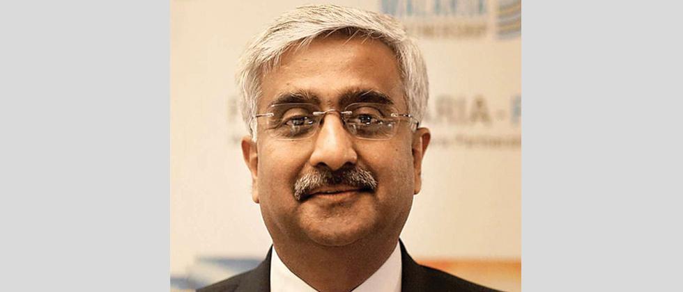 Delhi Chief Secretary Anshu Prakash
