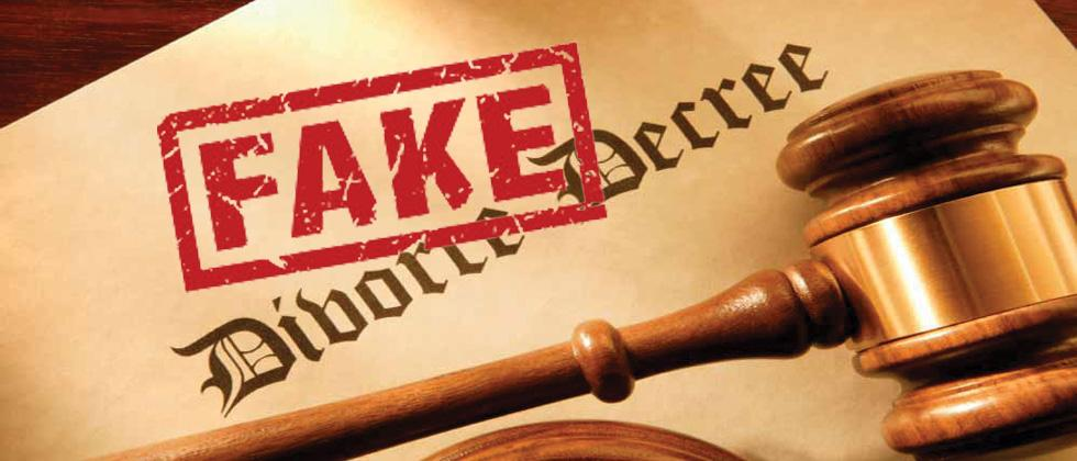 Couple fakes divorce to dupe senior citizen into marriage with the woman
