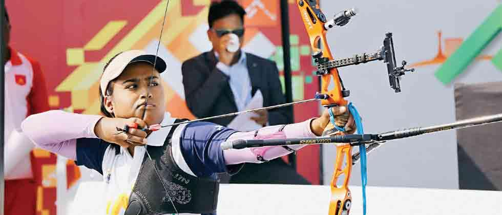 Pune's Sakshi makes it to National Camp