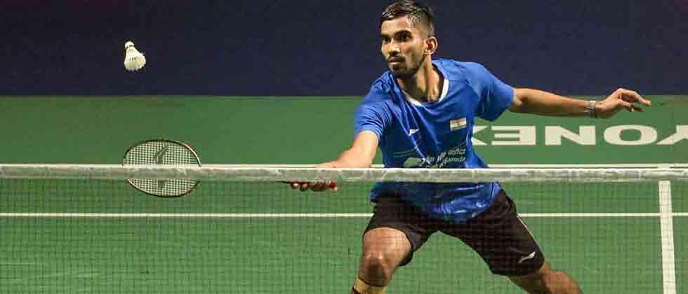 Srikanth ends runner up at India Open