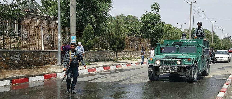 Afghanistan announces ceasefire with Taliban for Eid