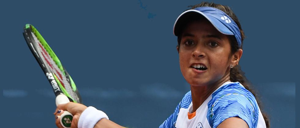 Ankita Raina settles for bronze at Asian Games