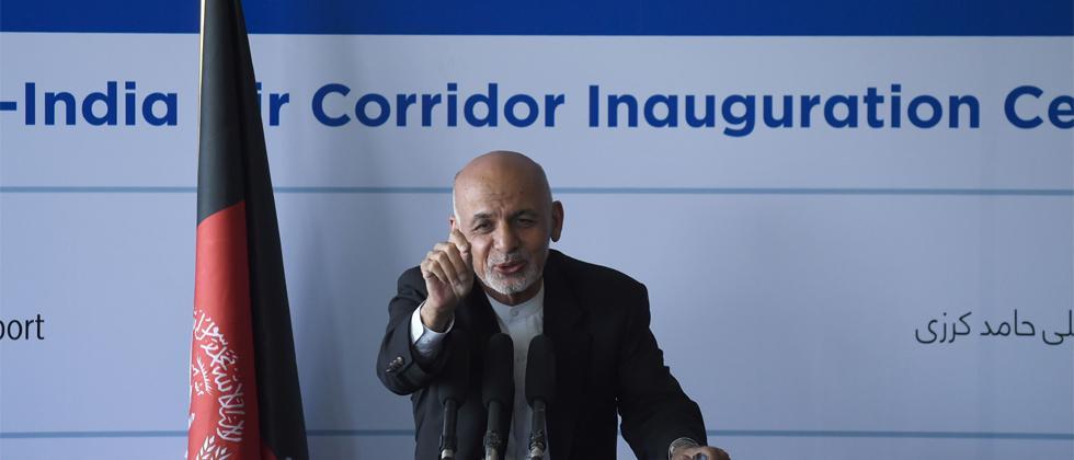 India - Afghanistan Air Corridor