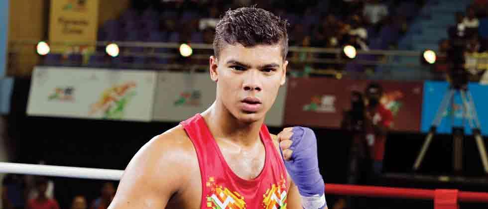 Harivansh shocks World Youth bronze medallist