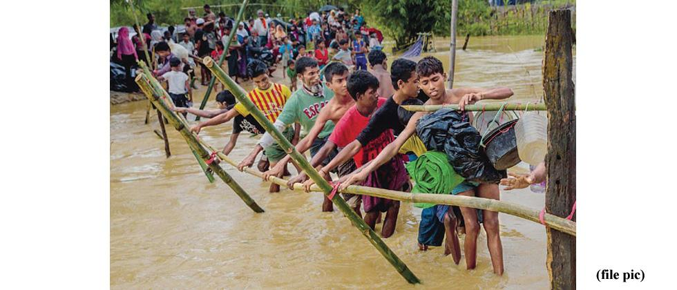Eight Rohingya migrants killed in Bangladesh boat capsize
