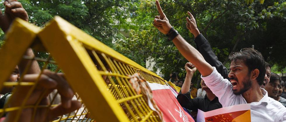 Shutdown against Bihar shelter home rape hit rail, road traffic
