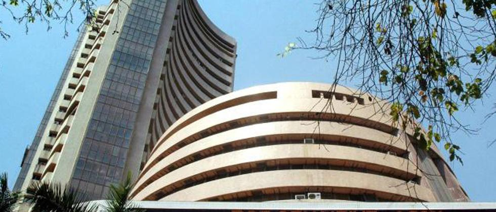 Equities close in red, Nifty50 reclaims 11k-mark
