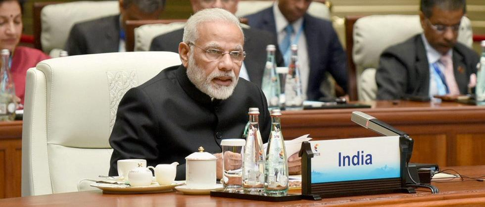 PM seeks strong partnership among BRICS nations to spur growth