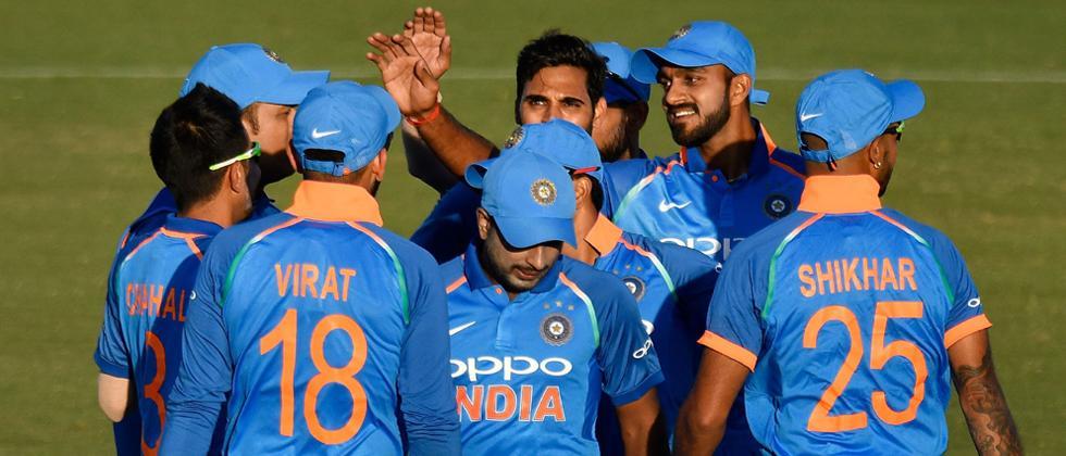 2nd ODI: India hammer NZ by 90 runs, go 2-0 up