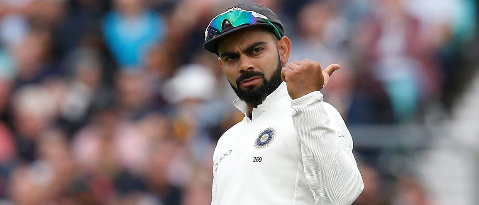 Virat Kohli finishes as world's best batsman in ICC ranking