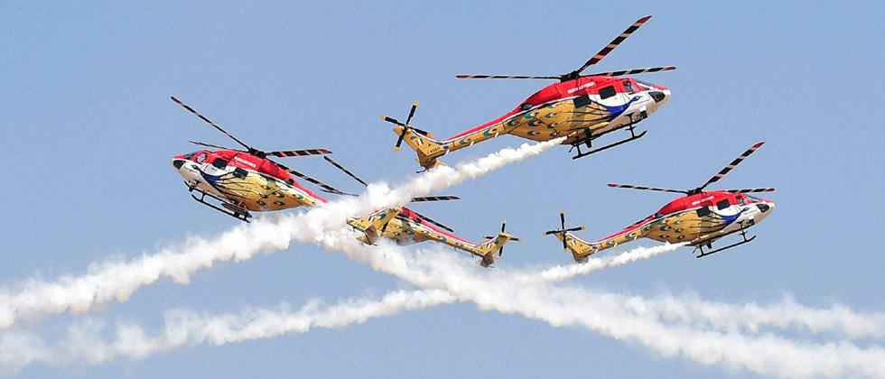 Aero India will not be shifted out of Bengaluru: Govt