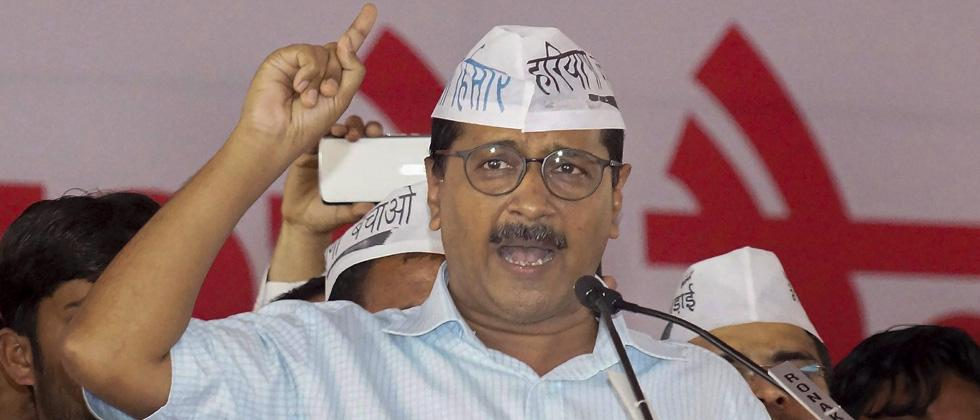 Kejriwal attacks LG over objection to free pilgrimage