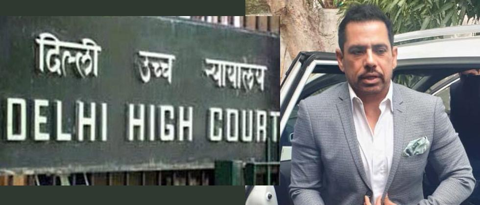 Court extends Vadra's interim protection from arrest till Mar 25, ED says he is not cooperating