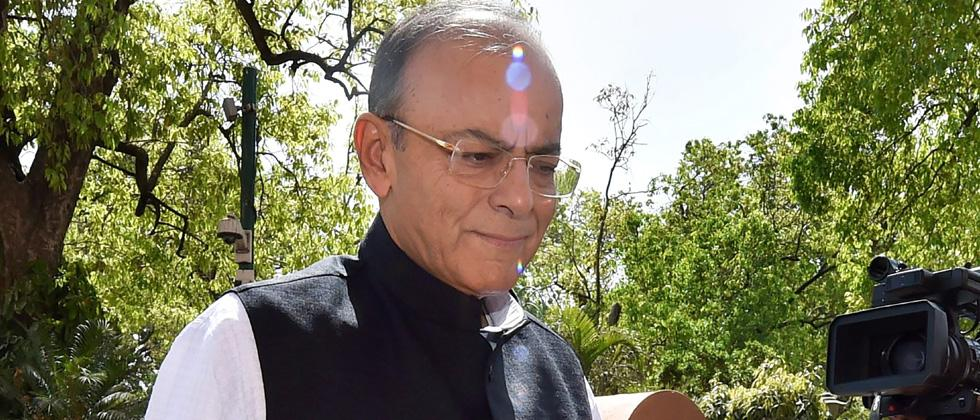 FM Jaitley suffering from kidney-related ailment
