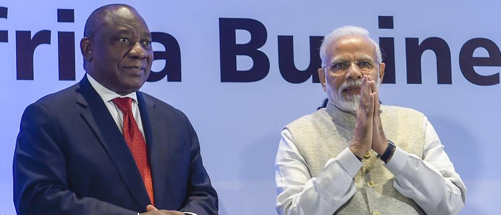 India, South Africa announce 3-year strategic programme to boost ties in key sectors