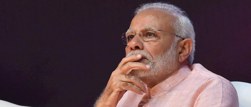 "Calling for discipline these days is branded ""autocratic"": Modi"