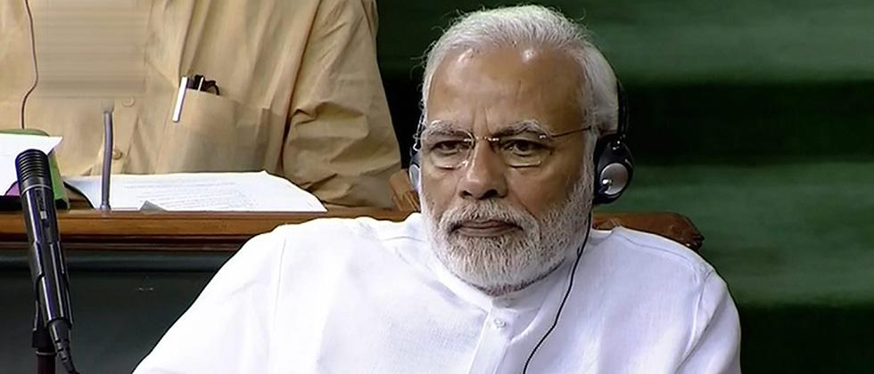 No-trust vote a result of Oppn arrogance: Modi