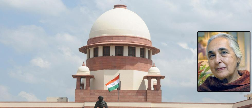 SC to hear plea of Romila Thapar, 4 others against arrest of Left-Wing activists at 3:45 PM