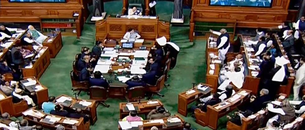 Trinamool protests disrupt LS proceedings; House adjourns till 2 PM