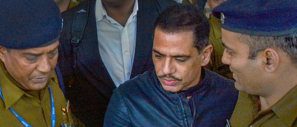 Delhi court extends interim bail to Robert Vadra till March 2, ED alleges non-cooperation