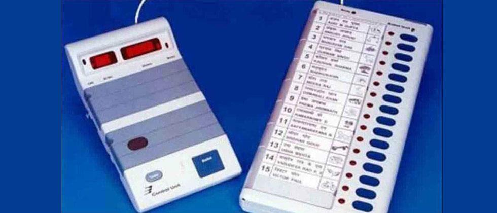 Palghar EVMs sent in private car to strongroom