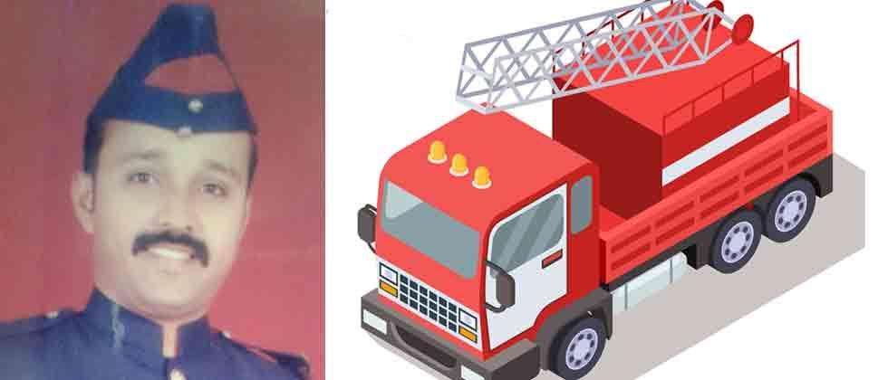Five firefighters hurt in bizarre accident