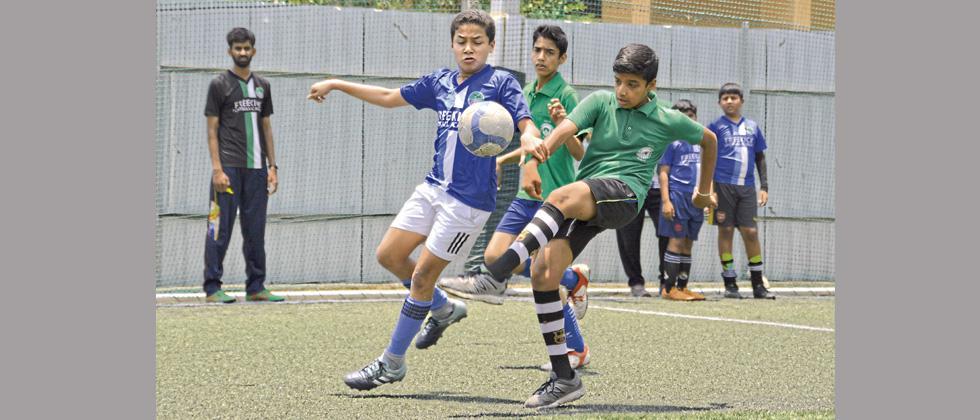 Freekick FA, Lions FA enter KOs
