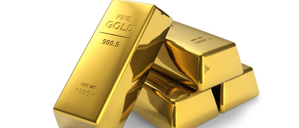Gold remains up on festive demand
