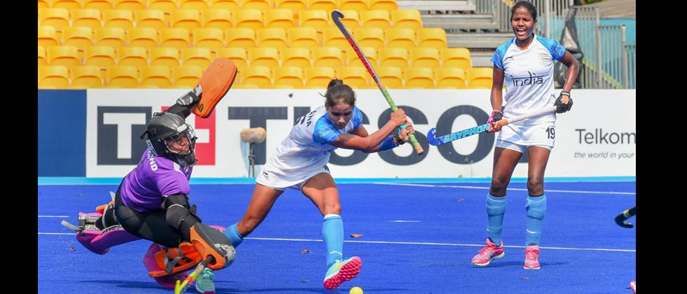 India eves rout Thailand to complete league assignment with all-win record